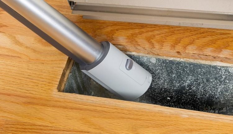 Cleaning Air Ducts