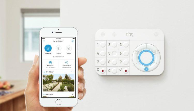 Smart Home Cloud Alarm