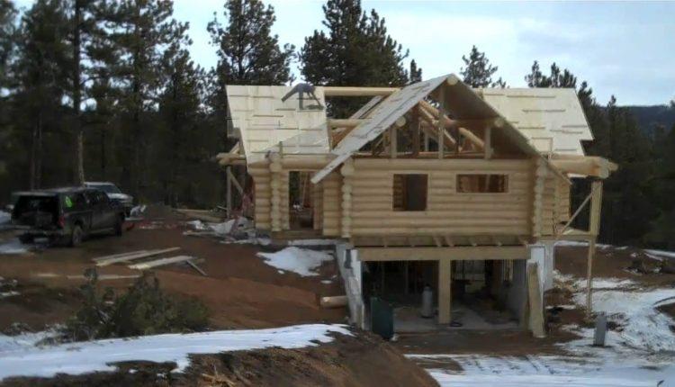 Build a Log Home