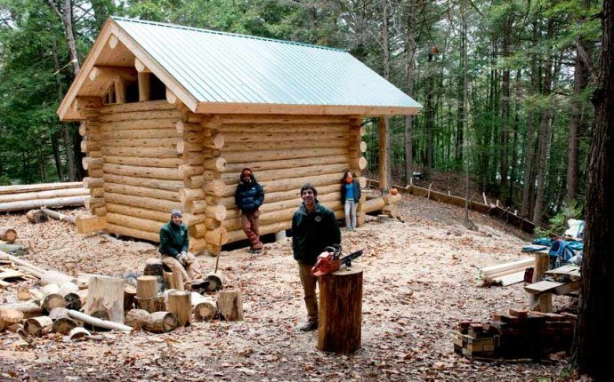 Build a Log Home2