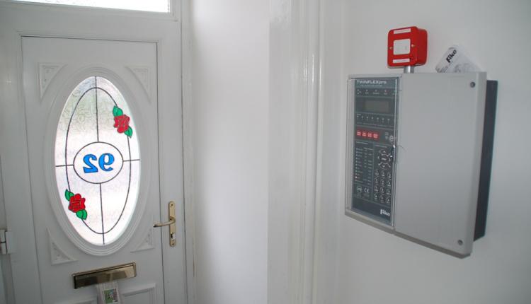 HMO-refurb-fire-alarm