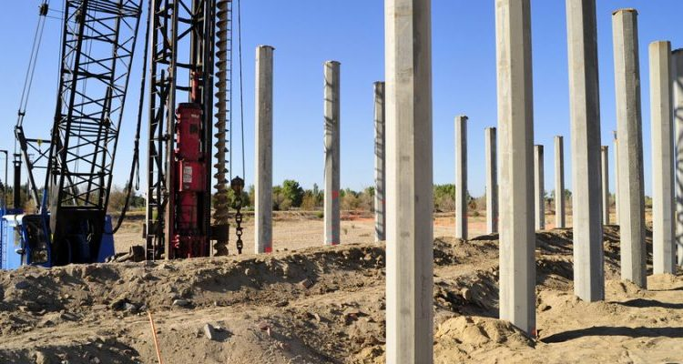 Driven Piling In the Growing Construction