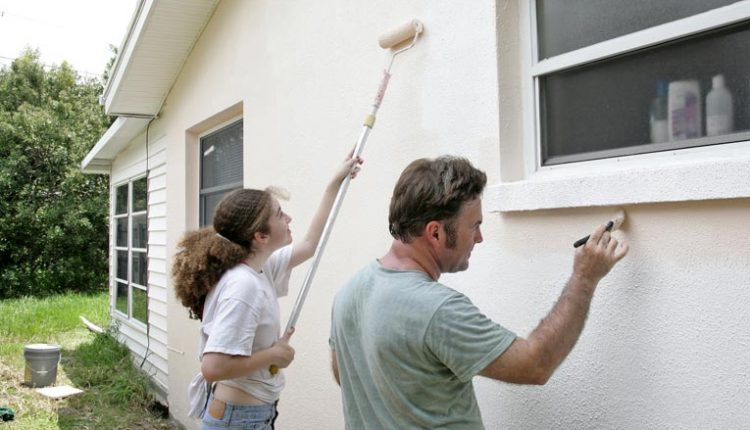 the Painting Job Offered by Puhua