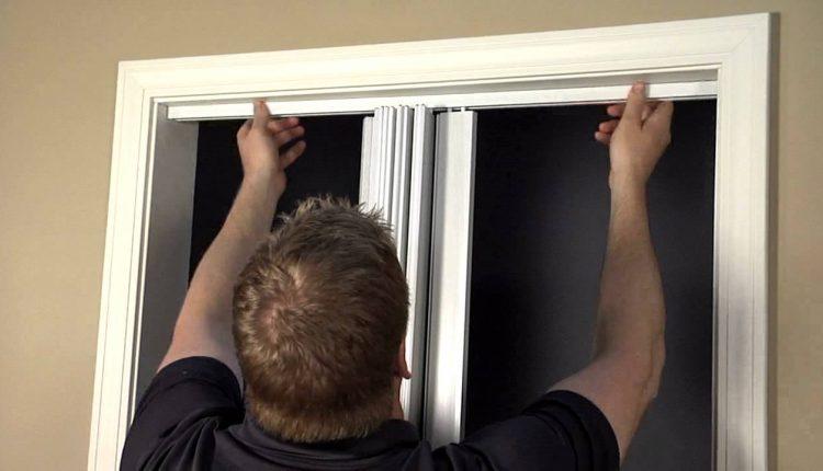 Folding-Door-Installed